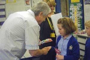 Corsham Primary School Visit