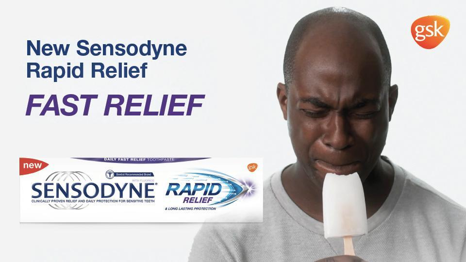 Rapid Relief for Sensitive Teeth