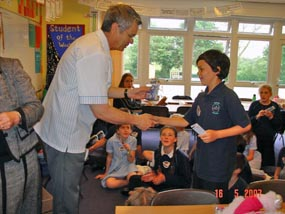Seagry Primary School Visit