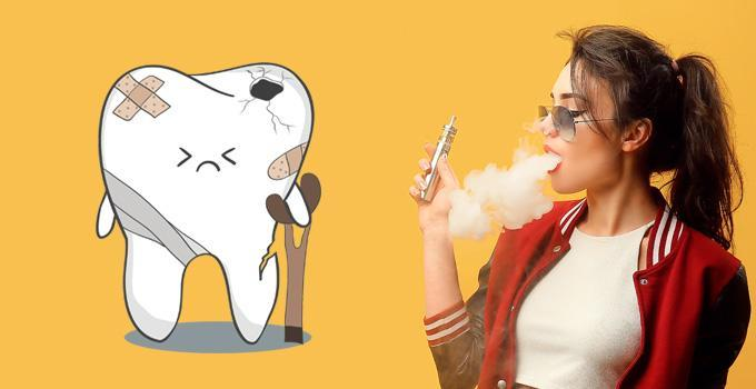 To Vape or Not to Vape Is Vaping Bad for Your Teeth